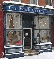 The Book Escape, Baltimore, MD