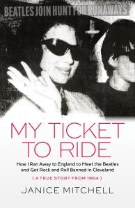 My Ticket to Ride Janice Mitchell